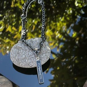 MAC necklace